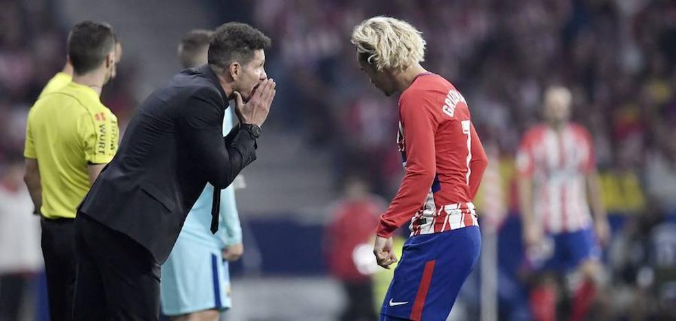 Simeone: «Es difícil que no te hagan tanto daño»
