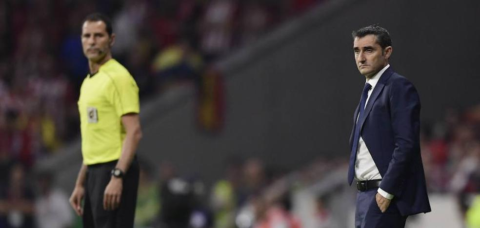 Valverde: «Si no puedes con tres, te tienes que conformar con uno»