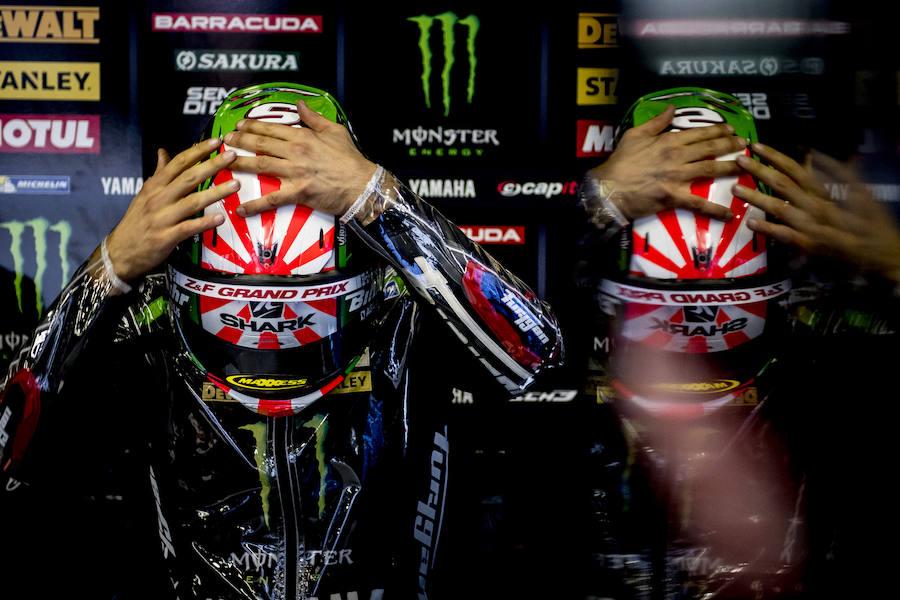 Las mejores imágenes del GP de Japón