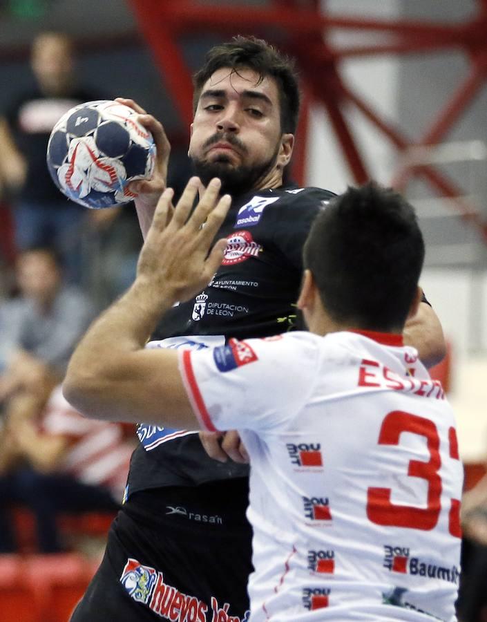 Dinamo Bucarest 24-28 Abanca Ademar