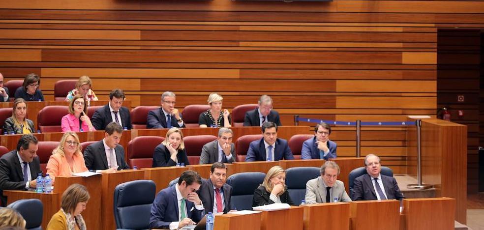 UPL incidirá en el pleno de las Cortes la boficiación del peaje de la León-Astorga