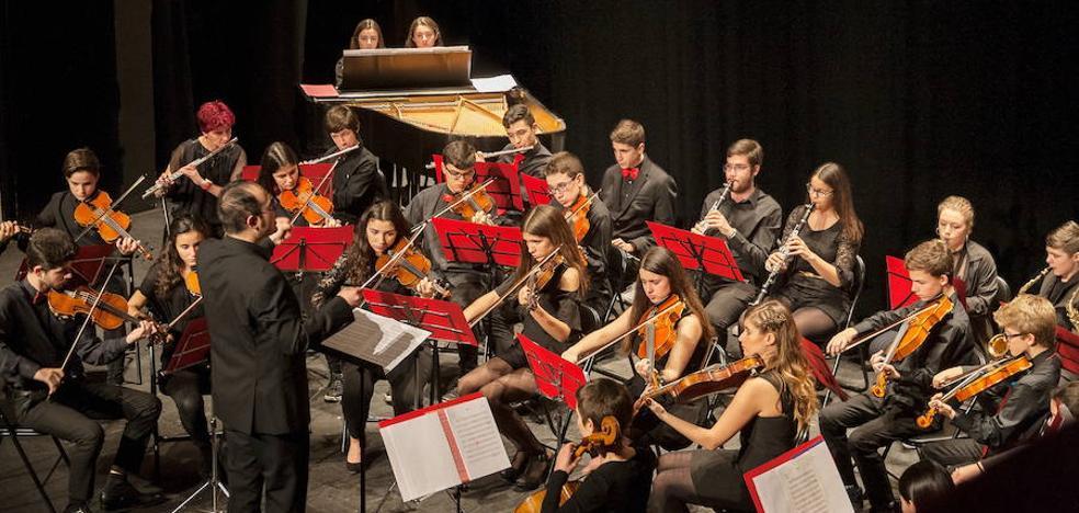 Una orquesta sinfónica para el futuro de una comarca