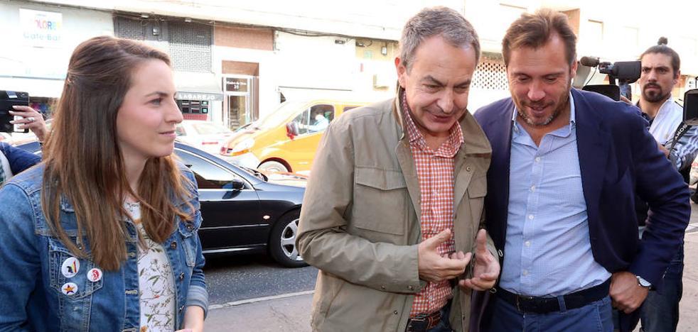 Zapatero llama a recuperar sin rencor la memoria de una «generación perdida»
