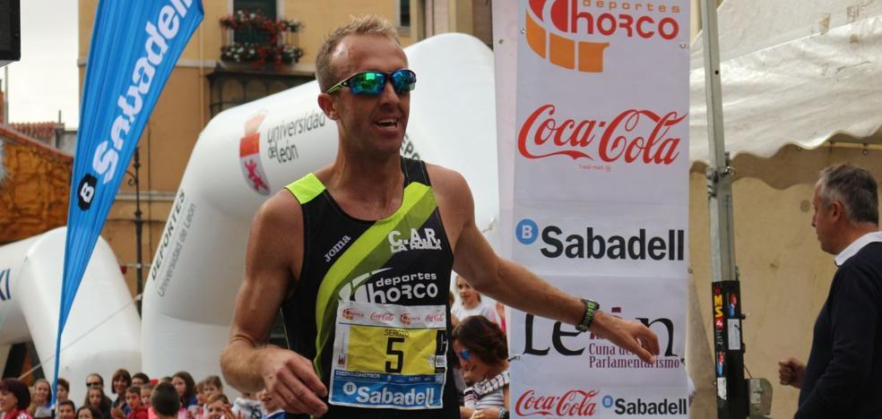 Sergio Sánchez: «Es un orgullo ganar en mi ciudad»