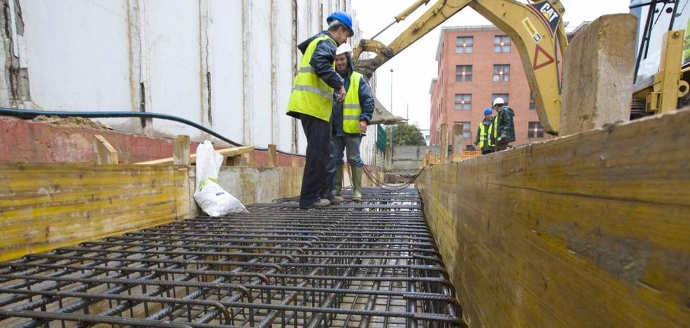 Las constructoras leonesas resucitan el mercado de los pisos con un aumento del 30% de los visados