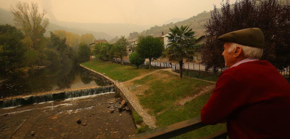 Declarado el nivel 1 provincial en la provincia por simultaneidad de incendios