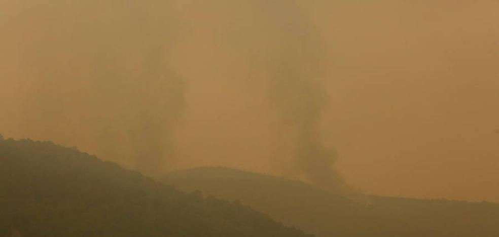 La situación de los incendios mejora, pero la Junta mantiene el nivel 1 en toda la provincia