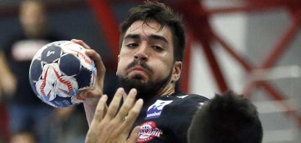 Juanjo Fernández se ve «capacitado» para actuar en ataque y en defensa