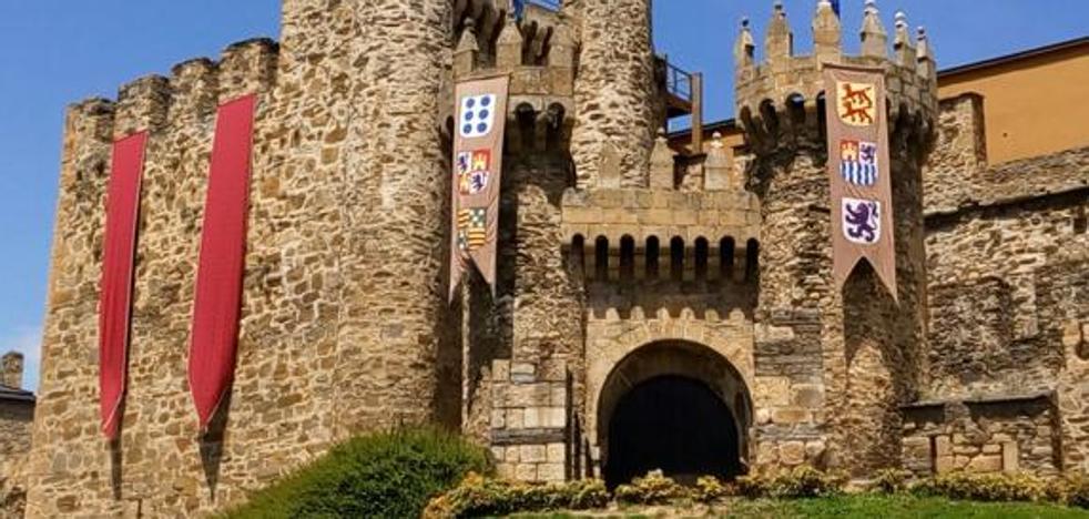 6.000 personas pasaron durante el puente por el Castillo de los Templarios y los museos de Ponferrada