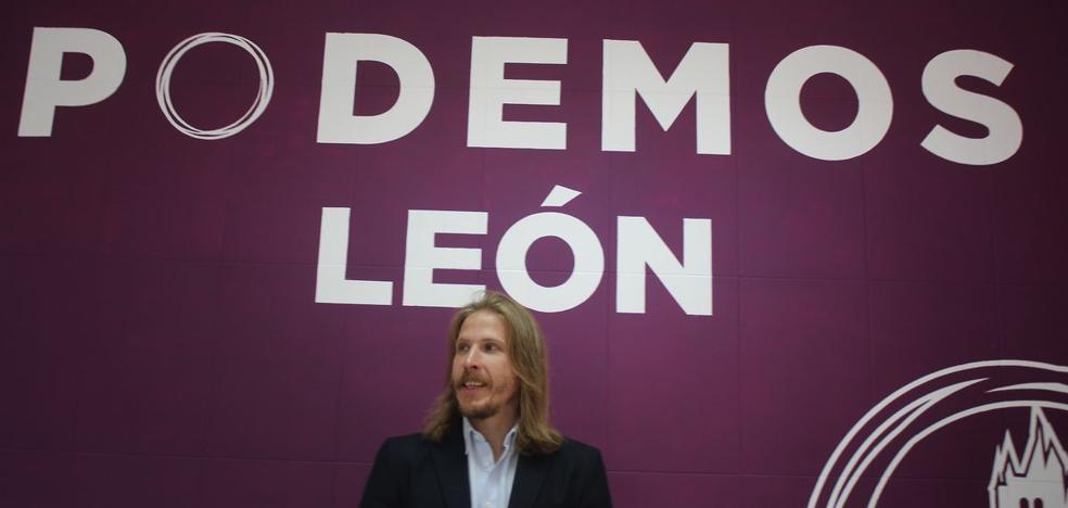 Podemos lamenta que las cuentas de la Junta harán crecer la deuda histórica de 671 millones con León