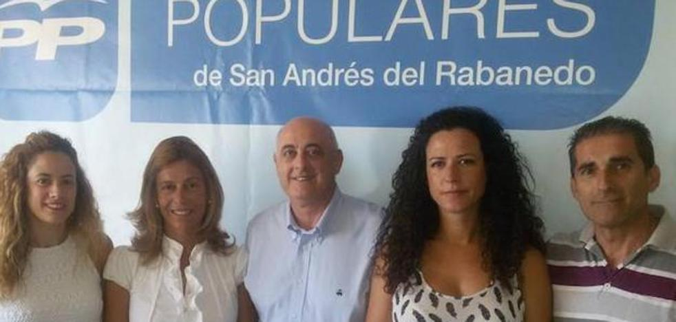 El PP denuncia que Gancedo protagoniza «la oda al despilfarro» en San Andrés