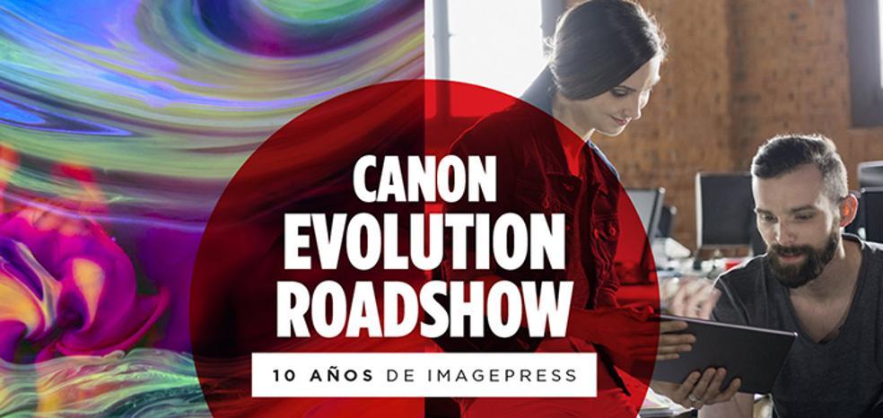 Canon presenta en León su roadshow para celebrar los 10 años de la gama imagePRESS