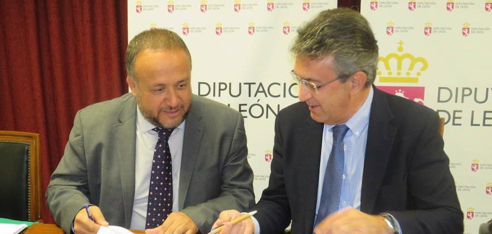 La Diputación aumenta a 90.000 euros su aportación para el funcionamiento del Banco de Tierras