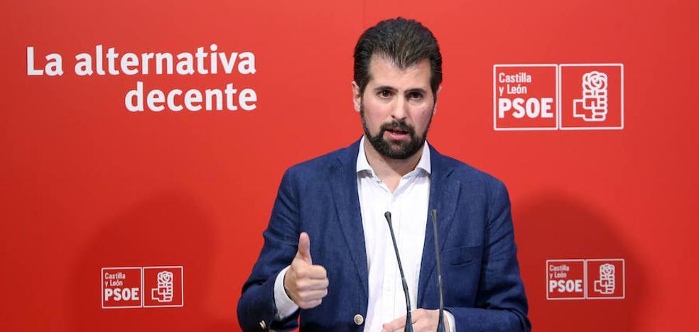 El PSOE pide la convocatoria «inmediata» de la Comisión de las Eólicas para que comparezca del Olmo