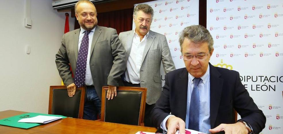 La Diputación destina 20.700 euros a tres asociaciones sociales del área rural del Bierzo