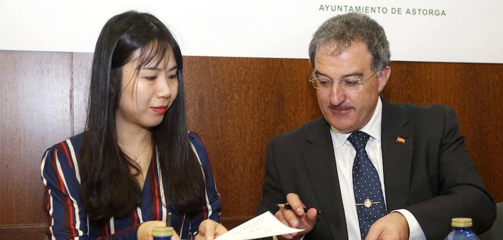 Astorga promocionará sus recursos turísticos en el mercado chino con la inclusión de sus museos en el buscador Baidu