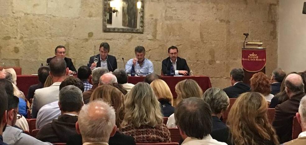 El PP de León aprueba una declaración de apoyo a la Guardia Civil, Policía Nacional y al Gobierno