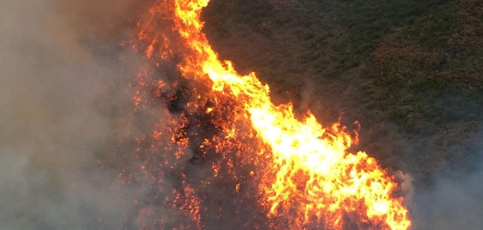 UGT exige más medios para la prevención y extinción de incendios