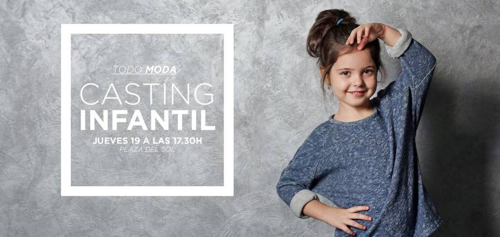 Espacio León acoge un casting de modelos infantiles