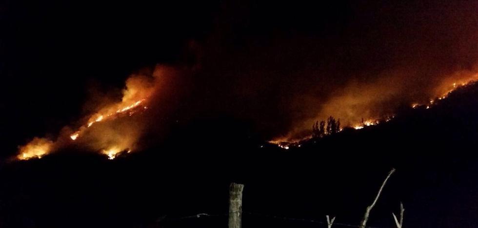 La Junta rebaja a nivel 0 la gravedad de los incendios de la provincia