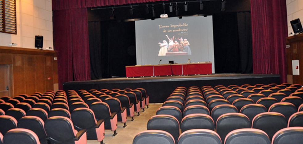 El teatro San Francisco acoge la sesión de teatro 'Todos contamos, Todos Actuamos' para sensibilizar en salud mental