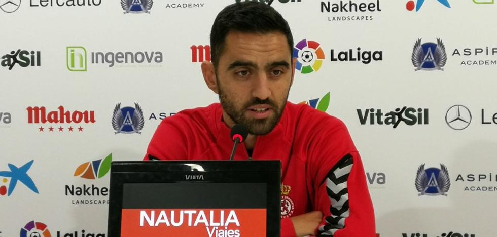Viti: «El Albacete es un rival directo»