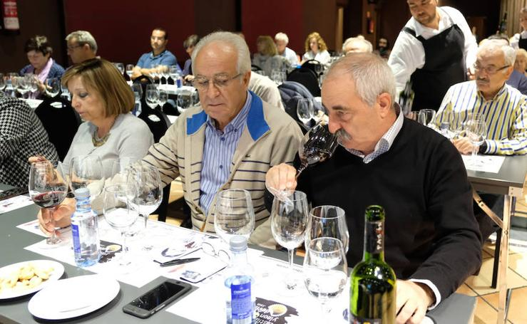 Cuatro vinos Emina a prueba