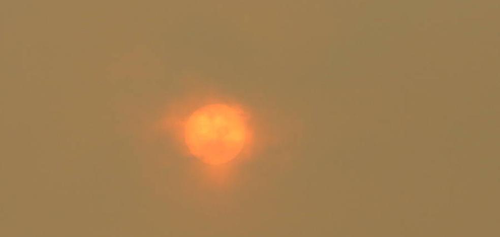 Ecologistas advierte de los grandes niveles de contaminación tras los incendios en El Bierzo