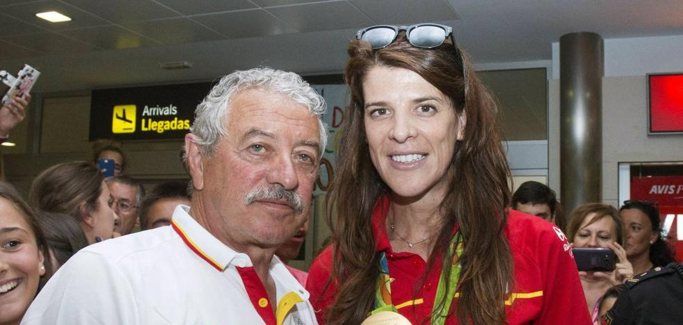 Alejandro Blanco: «Es una leyenda, la gran señora del atletismo mundial»