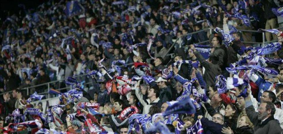 Antiviolencia propone 80.000 euros de sanción al Getafe por los 'Ultras Sur'