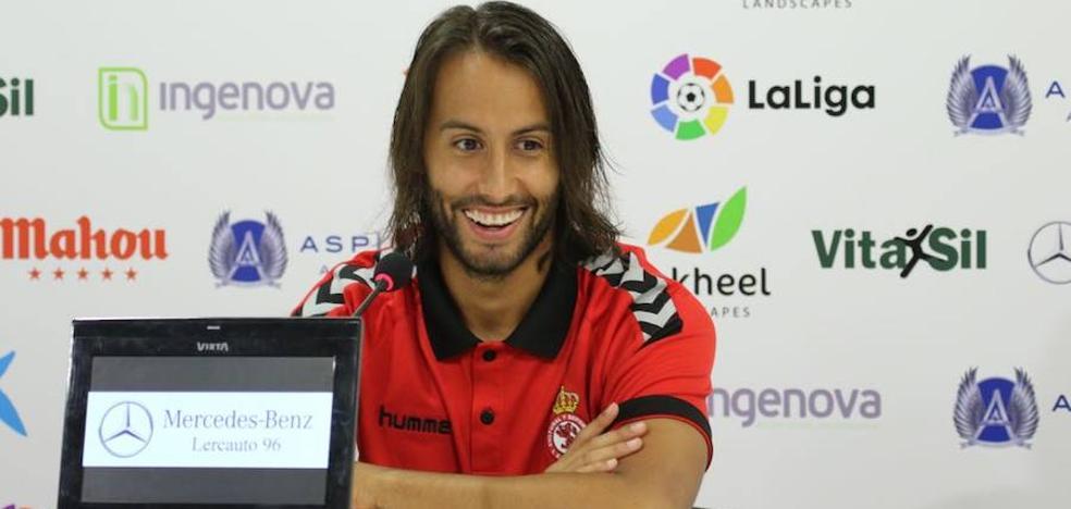 Mario Ortiz: «Debemos mejorar para encajar menos goles»