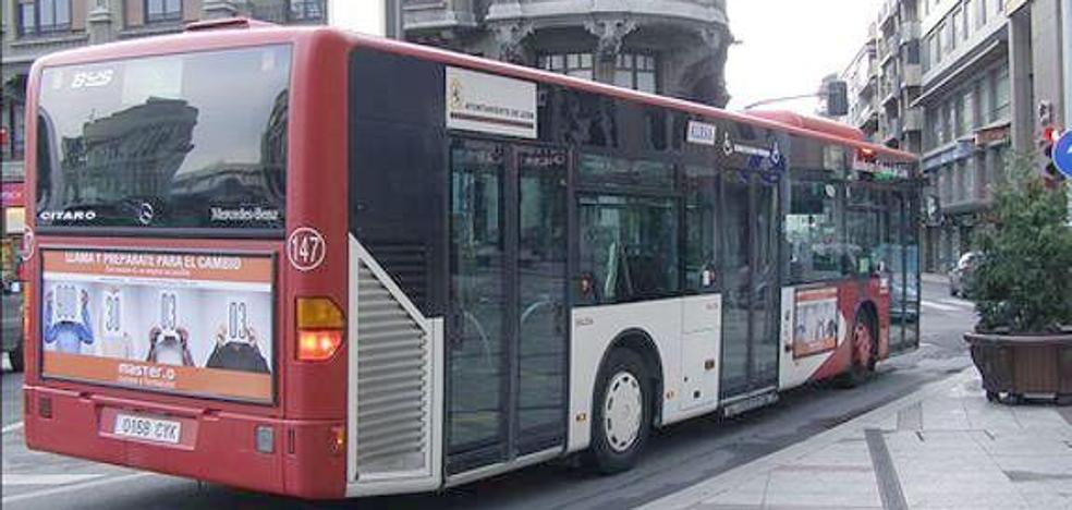 El PSOE pide más medidas para incentivar el uso del bus público