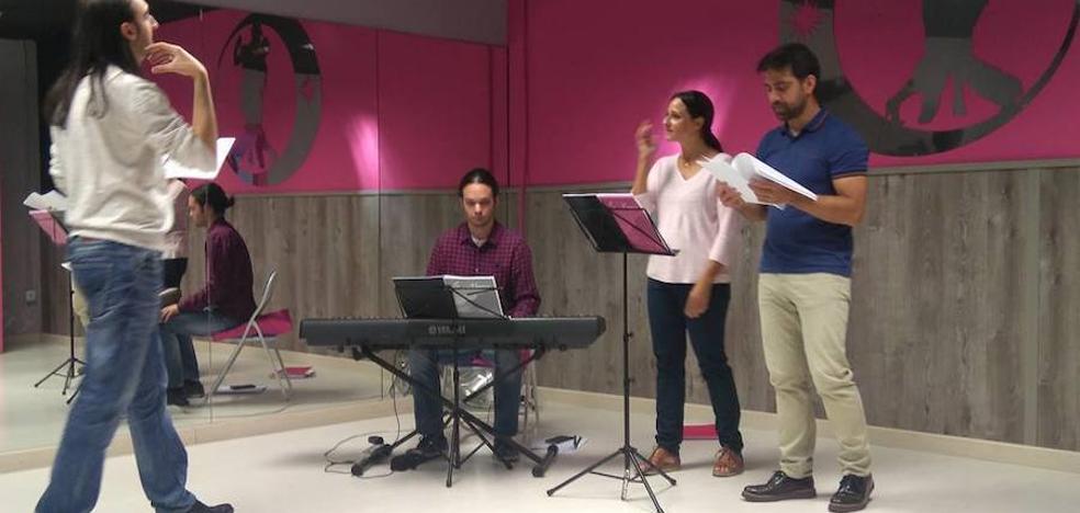 Pablo Mellado estrena la ópera 'La Moura' en el Auditorio Ciudad de León