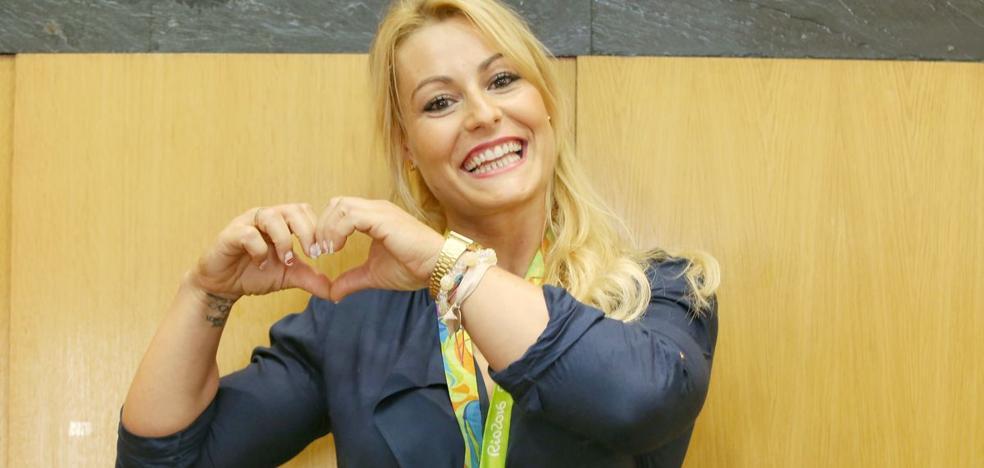 Lídia Valentín anuncia que recibirá la plata de Pekín 2008 antes de fin de año