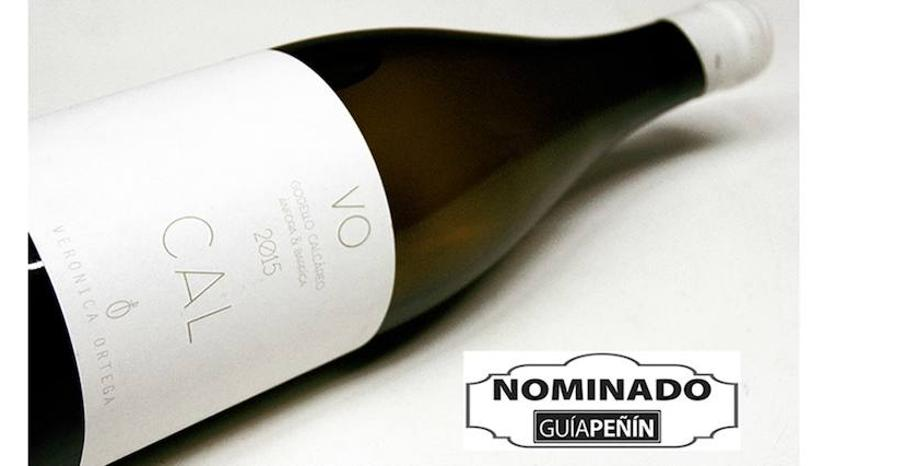 """VO """"Cal"""" 2015 aspira a convertirse en vino revelación Guía Peñín 2018"""