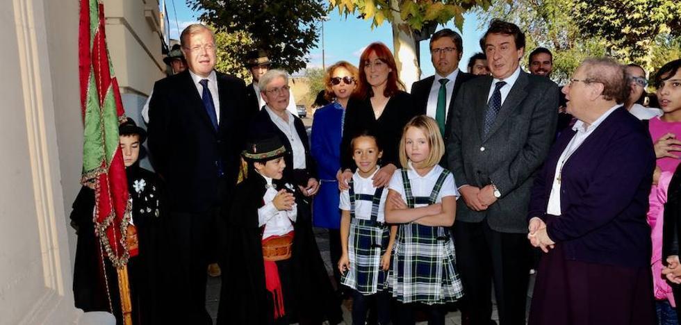 La Asunción celebra su 75 aniversario con el cariño de los leoneses