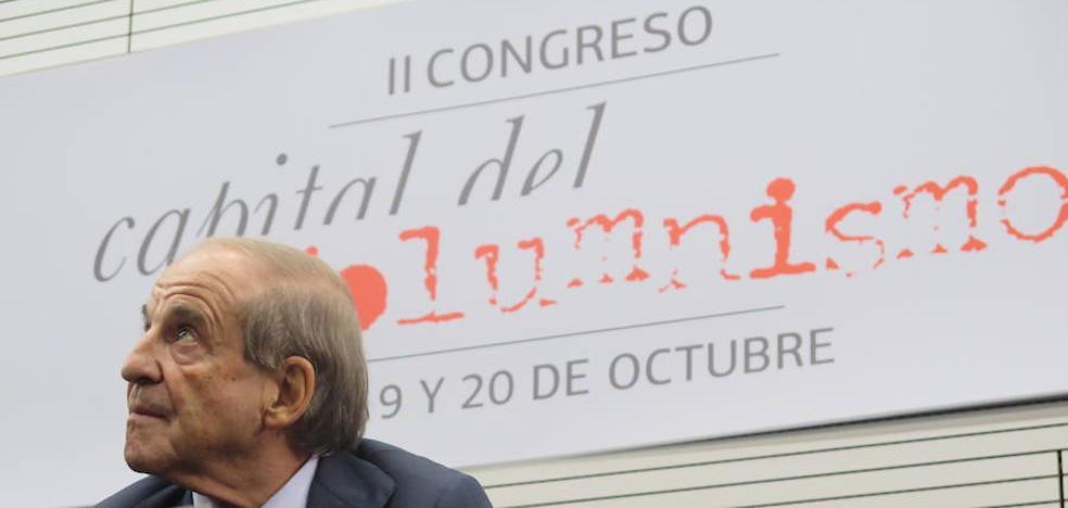 José María García: «El periodismo no puede ser un besamanos, hay entrevistas que son felaciones»