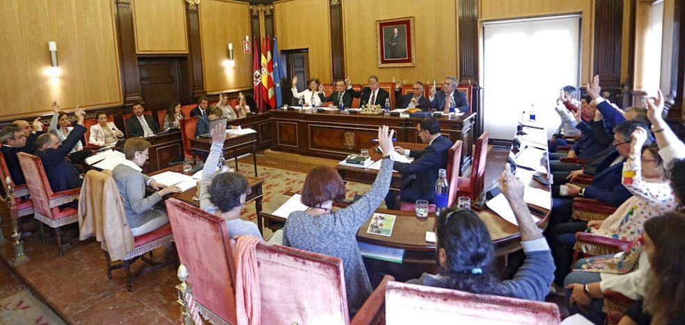 León en Común denuncia «arbitrariedad» en el trámite ordinario de sus mociones