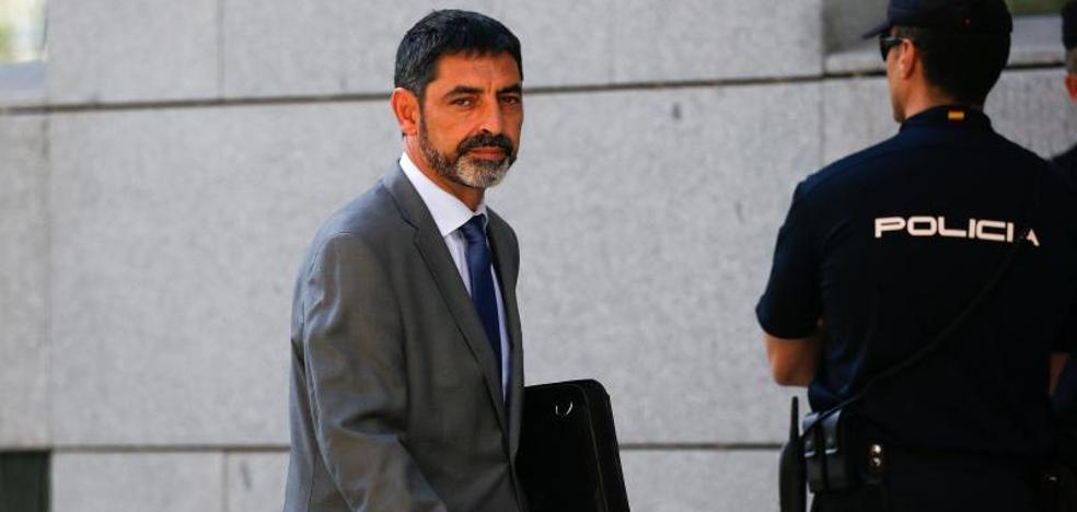 La juez ordena investigar el tráfico de llamadas de Trapero, Laplana y los líderes de ANC y Òmnium