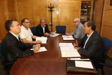 Los ayuntamientos de León y San Andrés siguen trabajando en el acuerdo de prestación del servicio de Bomberos