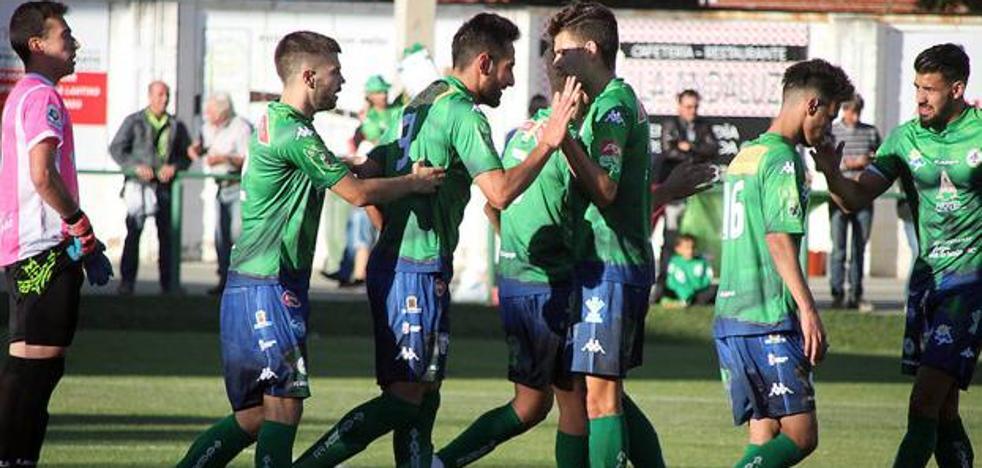 El Astorga tira de practicidad para volver a sumar un triunfo
