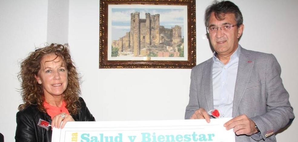 Valencia de Don Juan organiza una semana sobre salud y bienestar que abarcará diferentes temas de interés general