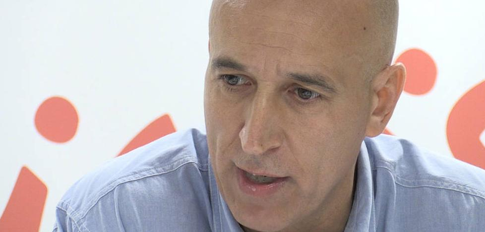 José Antonio Diez apela a un «PSOE líder y unido» para reconstruir León
