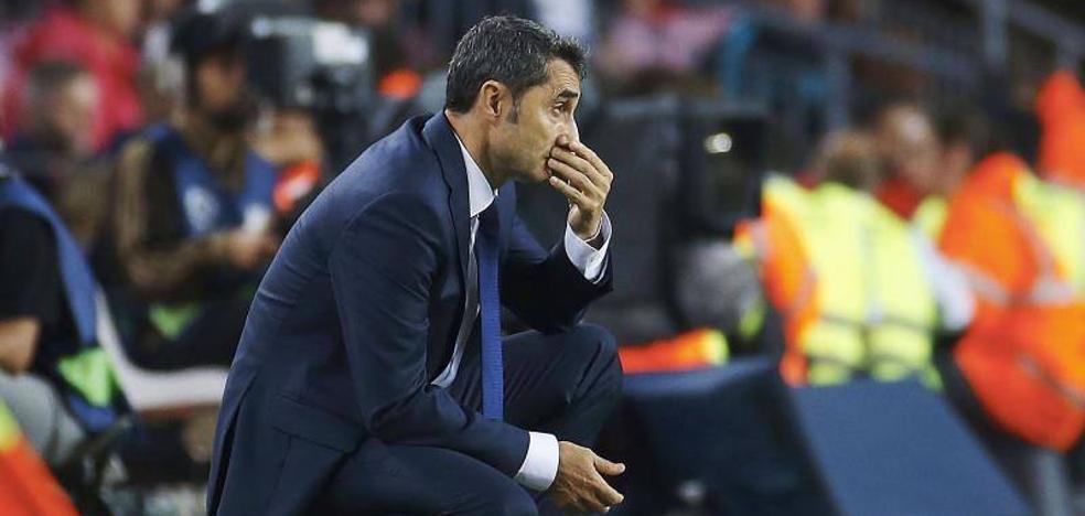 Valverde: «Lo bueno para los delanteros es que tengan ocasiones»