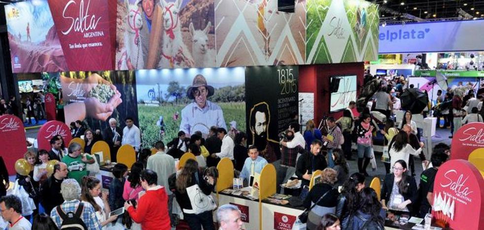 Castilla y León se promociona del en la 22 edición de la Feria Internacional de Turismo de América Latina-FIT de Argentina