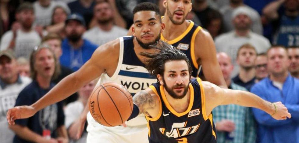 Crawford guía a los Timberwolves y Rubio brilla con su nuevo equipo