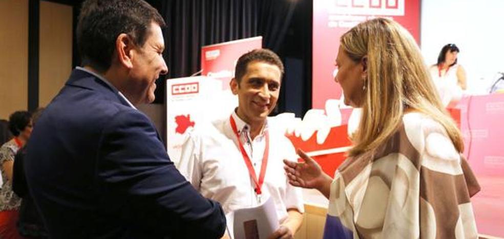 Vicente Andrés: «O suben los salarios o daremos un puñetazo encima de la mesa»