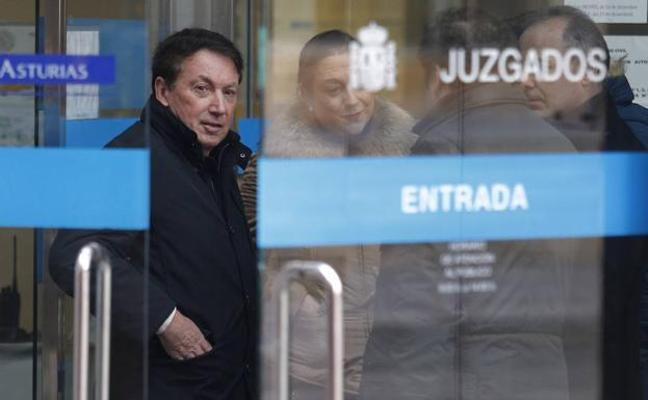 El empresario minero Rodolfo Cachero comparte celda con 'los Jordis' en prisión