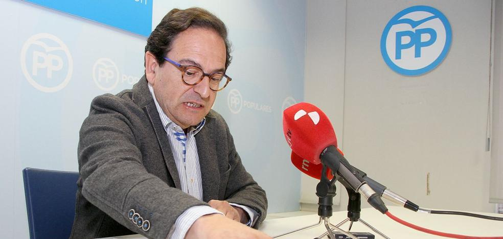 Luiz Aznar, el leonés del 155: «Será más difícil resolver la situación de Cataluña que el 23-F»
