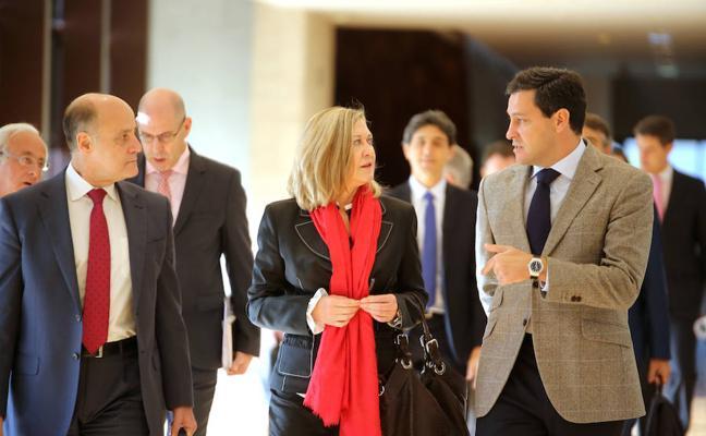 Del Olmo estima una inversión de 125 millones en las cuencas de León y Palencia en los próximos años